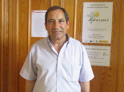 José María Manso González-Presidente de A.D.E.R.A.V.I-ÁVILA
