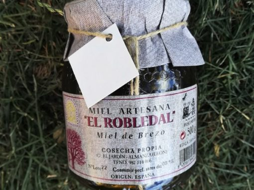 Miel Artesana El Robledal